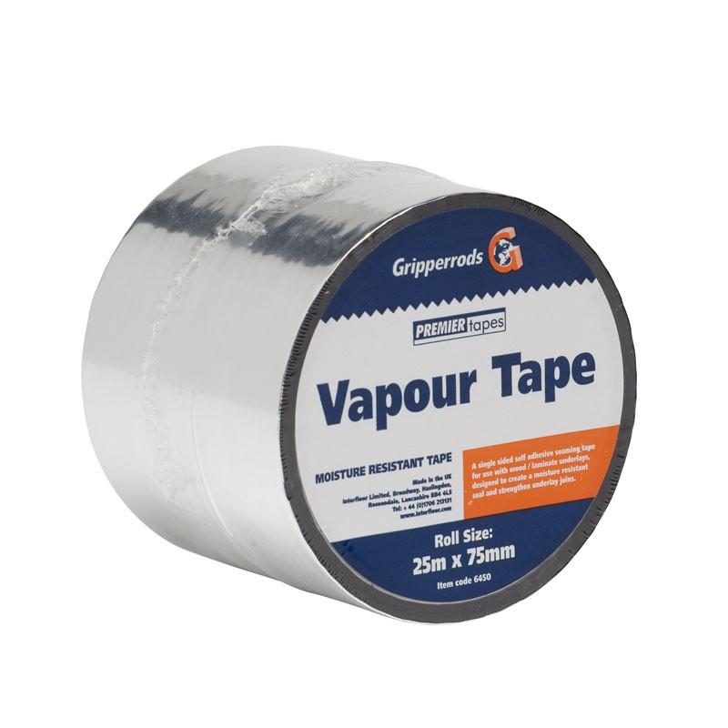 Vapour Tape 75mm x 25m