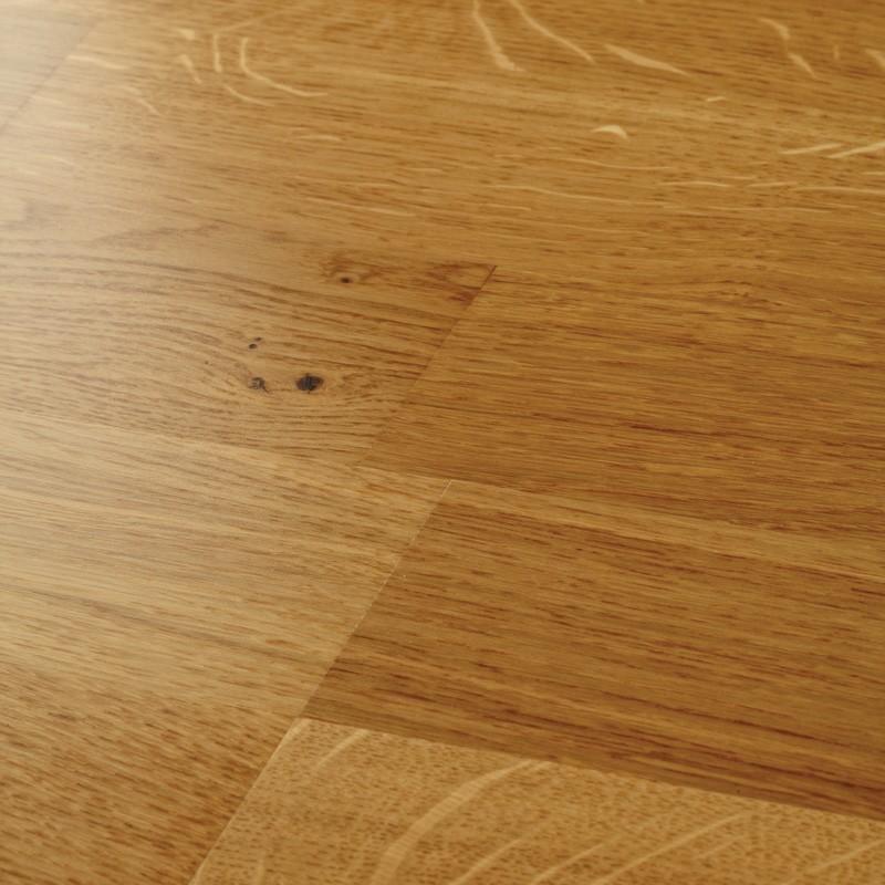 10.5 x 182 x 1090mm 8pcs Harlech Eco-Oak 3 Strip, UV Laq, 1.587m2 Pack