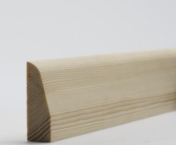 19 x 50mm Nom. Redwood Chamfered Architrave. Premium Grade