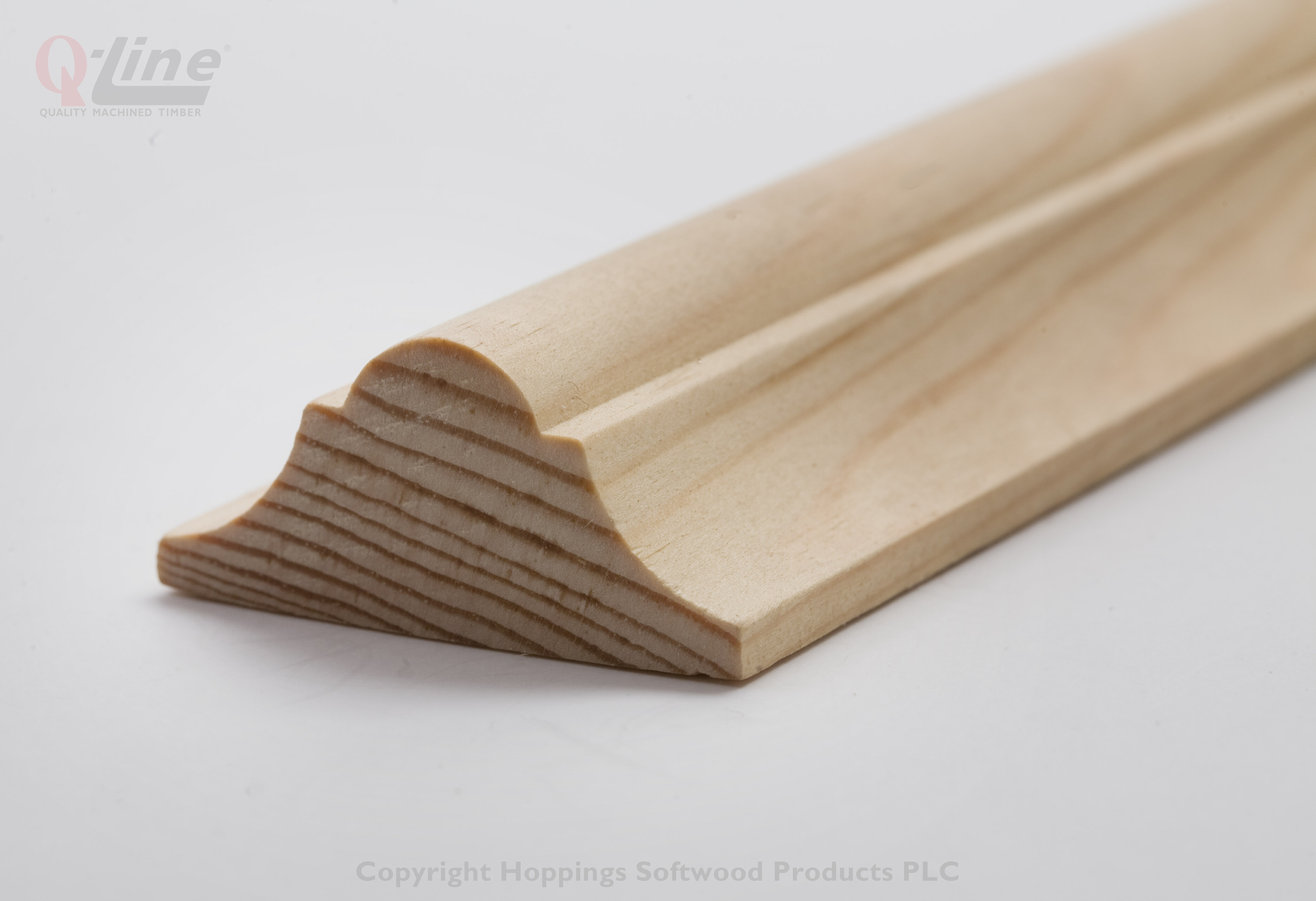 20.5 x 44mm Finish size Double Astragal  2.4m