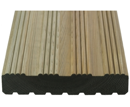 27 x 145mm Finish Size. Winchester Decking Tanalith E Extra