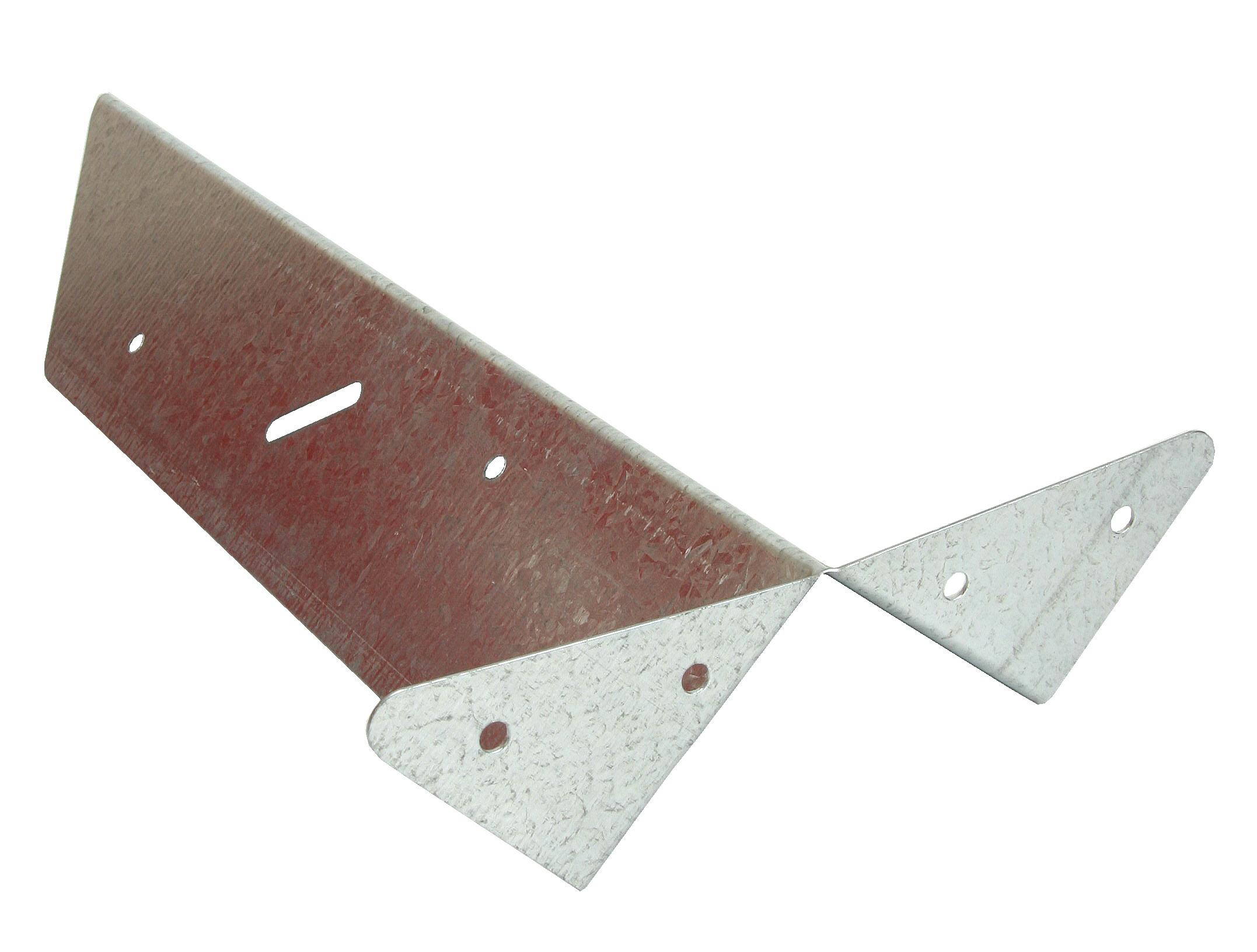 Standard Arris Rail Repair Brackets Galvanised